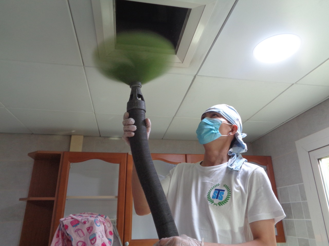 AC Duct Cleaning Service in Dubai